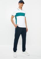POLO - Sport Roger sweat pants - navy