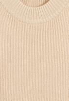 MANGO - Estody top - light beige