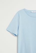 MANGO - Chalaca7 T-shirt - blue