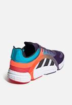 adidas Originals - Soko - dark purple/core black/ftwr white