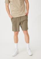 Factorie - Track short - army green