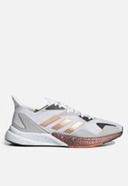 adidas Performance - X9000l3 shoes - crystal white / copper metallic / core black