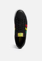 adidas Originals - Nizza shoes - core black / scarlet/ green