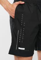 S.P.C.C. - Kingston fashion swim shorts - black