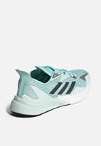 adidas Performance - X9000l3 shoes - frost mint / core black / silver metallic