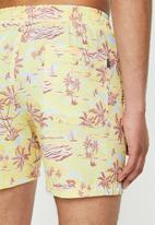 Rip Curl - Island fever volley - yellow