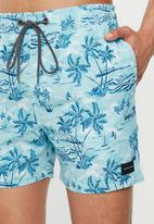 Rip Curl - Island fever volley - blue