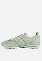 adidas Originals - Sl 72 shoes - linen green & dash green