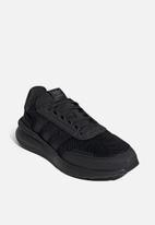adidas Originals - Retroset shoes - core black/ cloud white / grey five