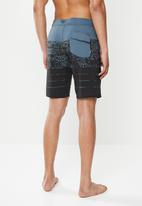 O'Neill - Loco boardshort - blue & black