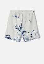 name it - Alifax sweatshorts - vintage indigo