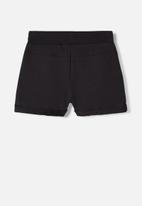 name it - Volta sweatshorts - black