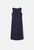 name it - Vippa maxi dress - navy