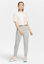 Nike - Nsw essential fleece pants - grey heather