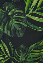 Superbalist - Pull on shorts - green & black