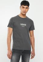 Levi's® - Boxtab graphic tee - grey
