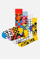 Happy Socks - 4 Pack Disney gift set - multi
