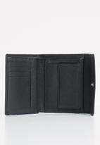 Pierre Cardin - Celine ladies trifold - black