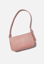Rubi - Lexi underarm bag - sweetheart pink