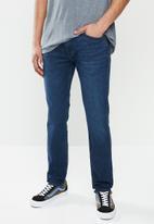 Lee  - Detroit pants - blue