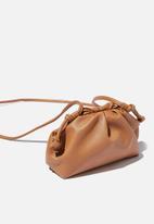 Rubi - Cara mini cross body bag - tan