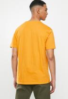 Levi's® - Graphic crewneck bi poster tee - yellow