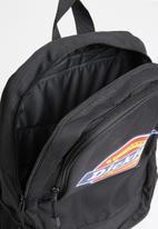 Dickies - Dickies logo backpack - black