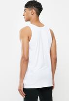 DC - Star tank - white