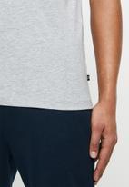 Nautica - Pocket tee - grey