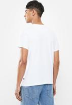 Nautica - Pocket tee - white