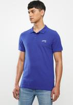 Levi's® - Ama powell polo - blue
