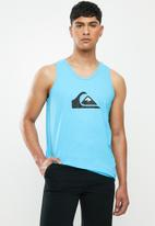 Quiksilver - Comp logo tank - blue