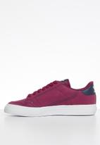 adidas Originals - Continental vulc w - power berry/collegiate navy/off white