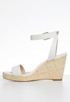 ALDO - Unaliviel wedge - white