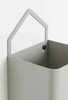 Smart Shelf - Sucasa planter - clay grey
