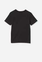 Cotton On - Co-lab short sleeve tee - black