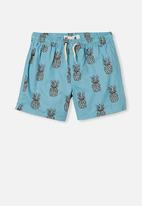 Cotton On - Volly short - blue