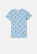 Cotton On - Max short sleeve tee - sky haze
