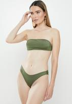STYLE REPUBLIC - High leg panty - green