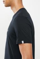 Original Penguin - Embroidered T-shirt - black