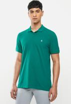 Original Penguin - Raised rib polo - blue