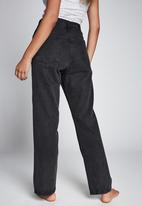 Cotton On - Dad jean - super wash black