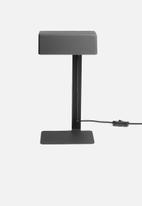 Emerging Creatives - Oxford table lamp - black