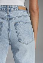 Cotton On - Bootleg jean - burleigh blue