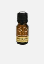 OCO Life Pty Ltd - Sacred Space - Organic Essential Oil Blend