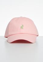 POLO - Kids parker classic peak cap - pink