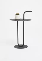 Emerging Creatives - Hairin side table - black