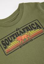 Quiksilver - SA sunshine boy - khaki
