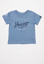 Quiksilver - Howzit bru 2 boy - blue