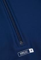 Quiksilver - Thermo short sleeve Upf 50 rash vest - blue